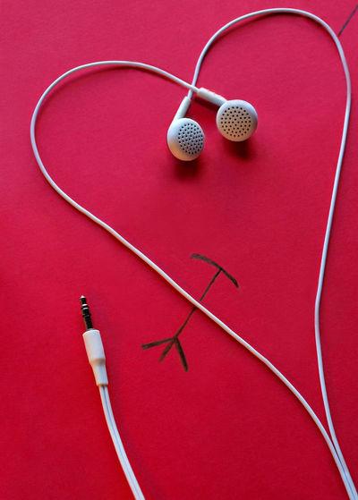 Music love Arrow Symbol Close-up Drawing Headphones Heart Ideas Love Music Still Life