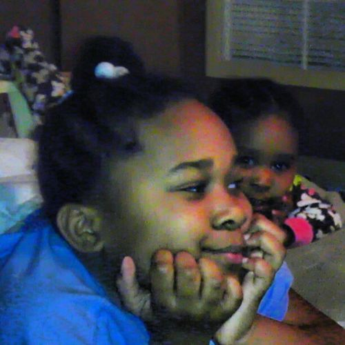 I swear they.should have been twins. MyDaughters