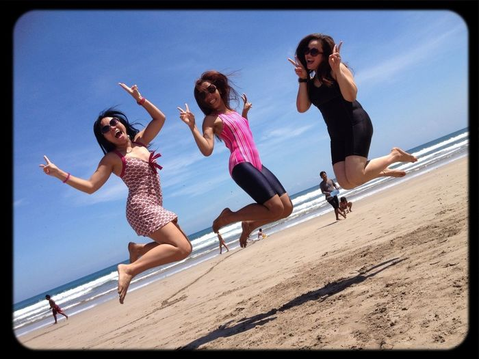 Perfect Shot With Perfect Friends!