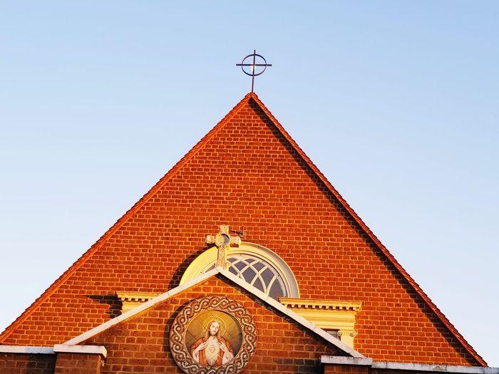 Bright church