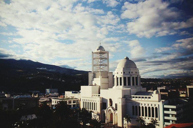 The Great Outdoors - 2015 EyeEm Awards Church Catolica Catolic Catolic Church Ambato Ecuador Guaytamba All You Need Is Ecuador Aerial Shot
