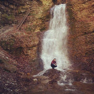 Водопад в Нихалое. ассцадаькхансурт немоефото нихалой прогулка
