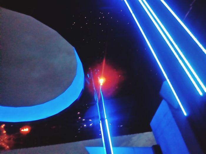 Night Star - Space Space No People Astronomy Illuminated Ice Hockey Indoors  Galaxy Sky