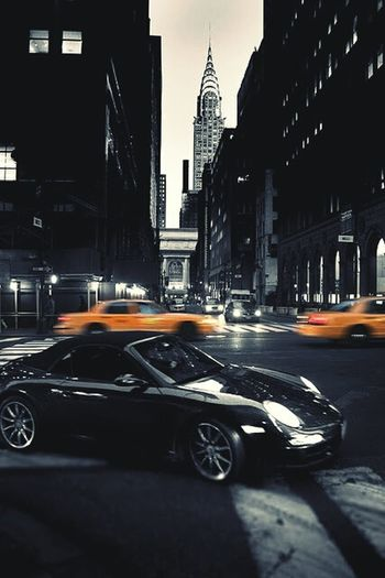 Darkness And Light NYC Street NYC Photography NYC City Grand Central Station Crysler Building Porche New York City First Eyeem Photo