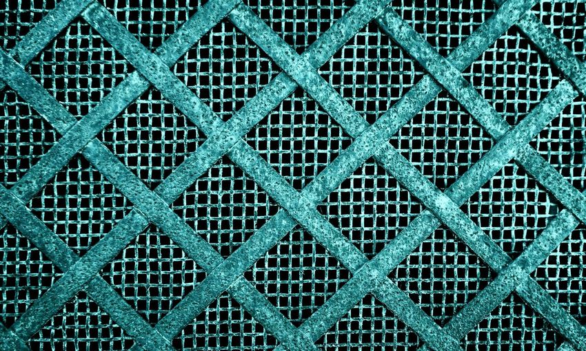 Abstract Backgrounds Chainlink Fence Close-up Crisscross Day Full Frame Grid Hexagon Metal No People Outdoors Pattern Protection Seamless Pattern