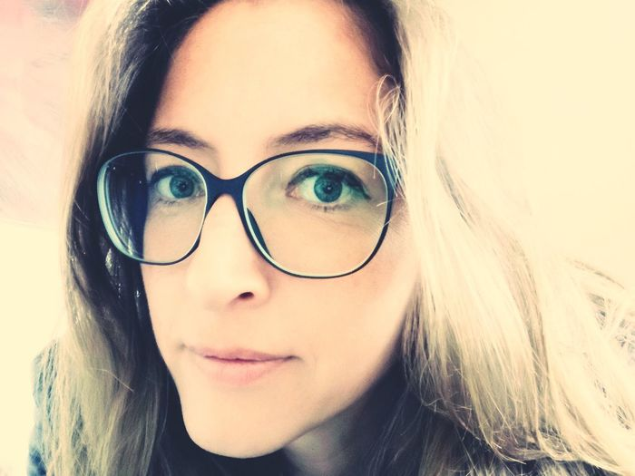 EyeEm Selects Young Women Human Eye Portrait Eyeglasses  Beautiful Woman Eyesight Women Eyeball Looking At Camera Beauty Glasses Pretty Attractive Beautiful