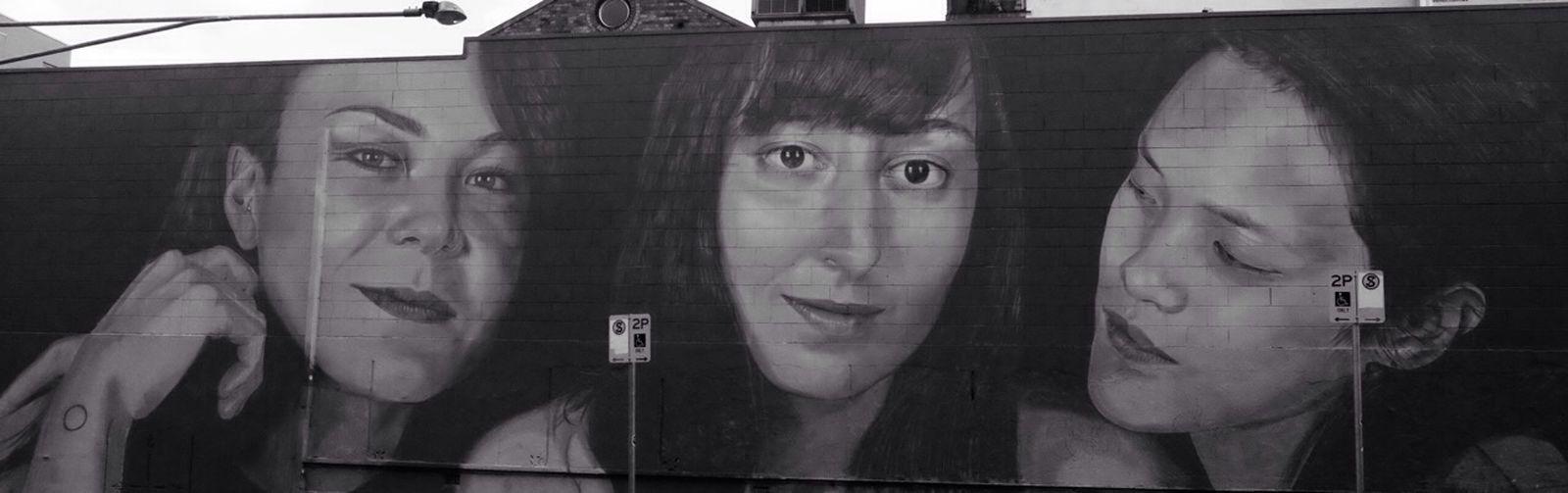 Girls in the street Streetart Streetphotography Enjoying Life Urban Lifestyle