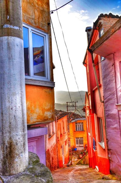Babadag Denizli Built Structure Building Exterior No People House Outdoors Day Sky