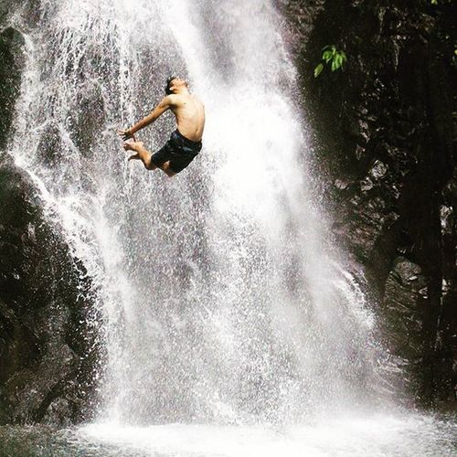 Feel free... Mountaineering Chasingfalls Hiking Freedom Livefree Diving Spirited