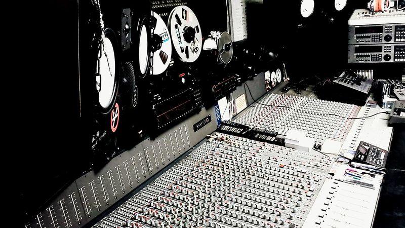 MSP Studio (1) Music Studio MusicProduction Mixing Console