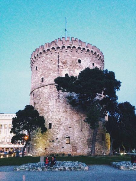 Living History. Thessaloniki