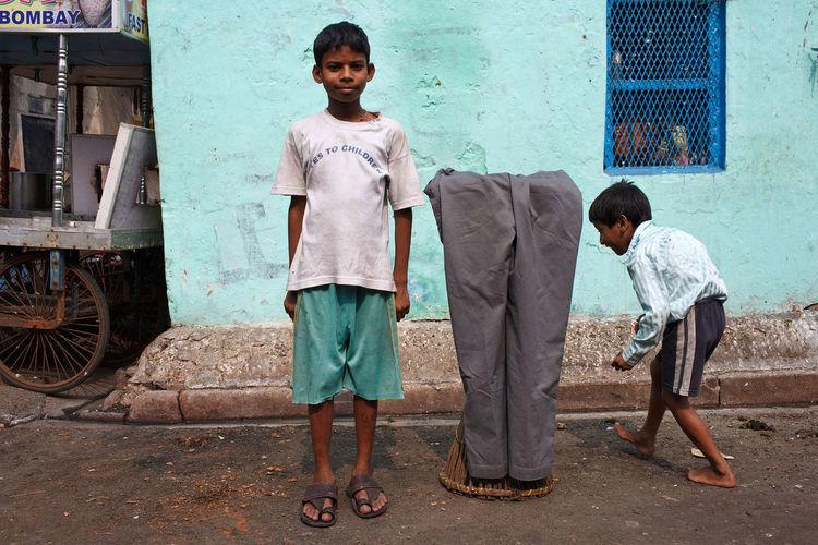 Somewhere in the lanes of Kolkata, India. ASIA India Kolkata Street Travel City Portrait