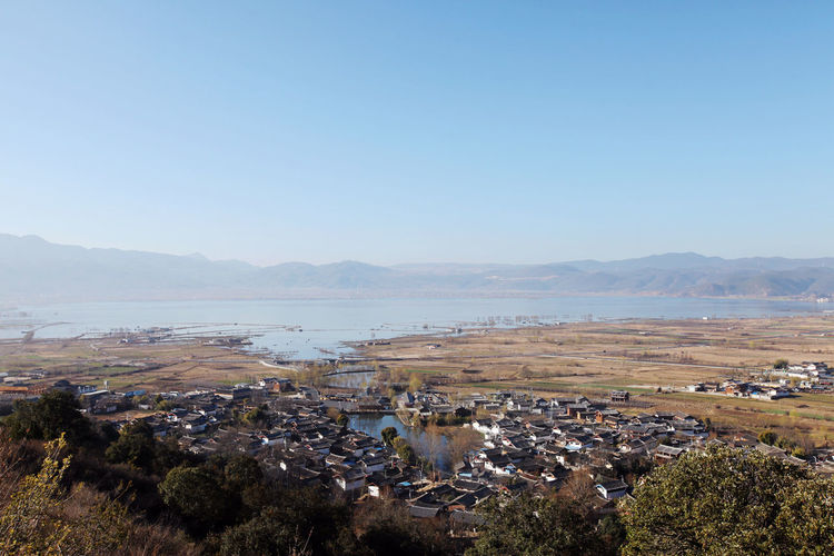 Lashi Lake is a stretch of plateau wetlands. Lashi Lake Lashihai Lijiang_Yunnan_China Travel Photography Travelling