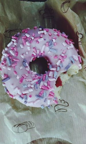 Donuts🍩 Ilovedonuts Sweety  Lovely Mylove Yummy Delicious ♡ Wonder Sweet Food Freetime 👌 Soofunny