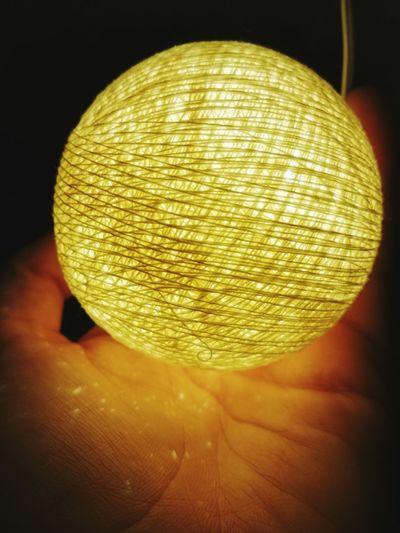 Ball Sphere Light And Shadow Garland Garland_lights Garland Decor Lights In The Dark Lighting Equipment Lights