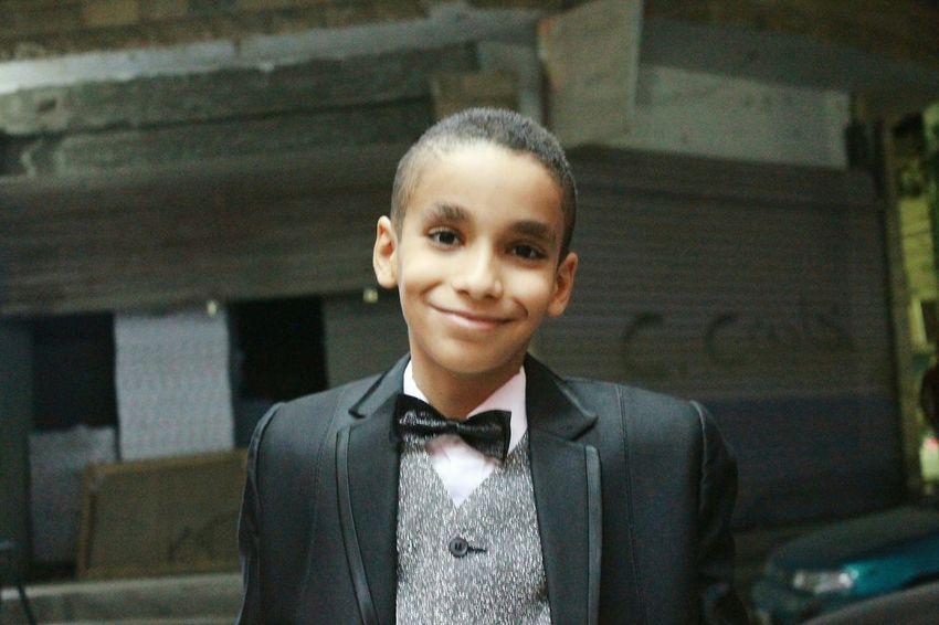 Suit Black White Light Haircut Smile Smileforthecamera Mylittlebrother The Portraitist - 2015 EyeEm Awards Egypt