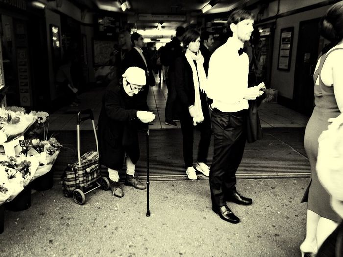 Notes From The Underground Street Photography
