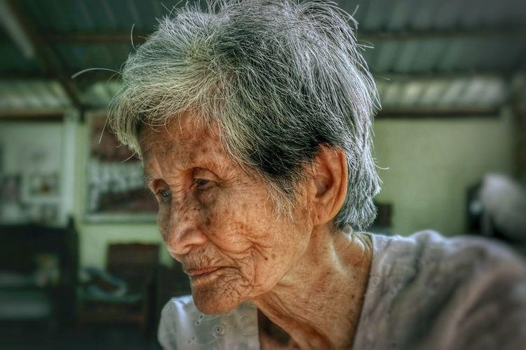 Grandma bab