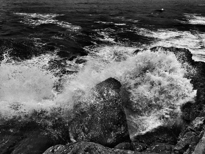 Black And White Blackandwhite Blackandwhite Photography JohnnyGarcía Portugal_em_fotos Sea Portugal Photography Hello World Beach