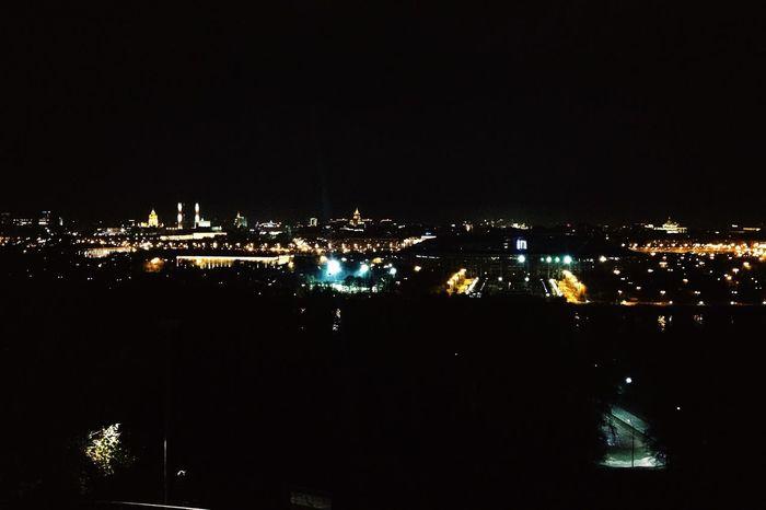 Увидеть её такой…и влюбиться! Moscow Night Lights High Smotra