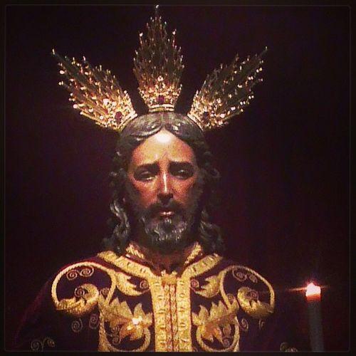 Cristo del Prendímiento LosPanaderos Cuaresma2014
