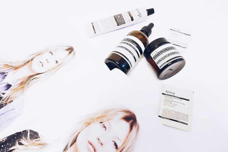Staying in with Kate Moss and pampering my skin VSCO Vscocam Aesop Skincare Katemoss Muse Aesthetics