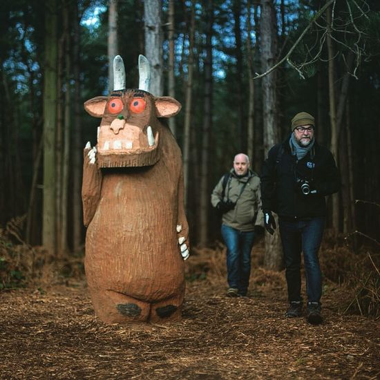 The Gruffalo's Lair Gruffalo Gruffalo Hunt Delamere Delamereforest Adventure Outdoors Forest