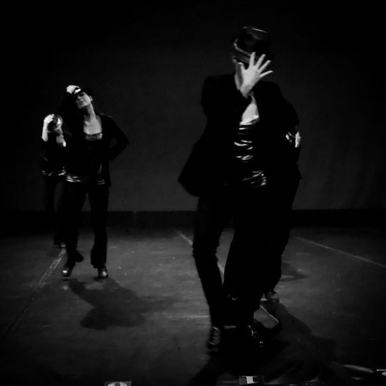 It's all about the two step. Dance Tap Filmnoir Graceful