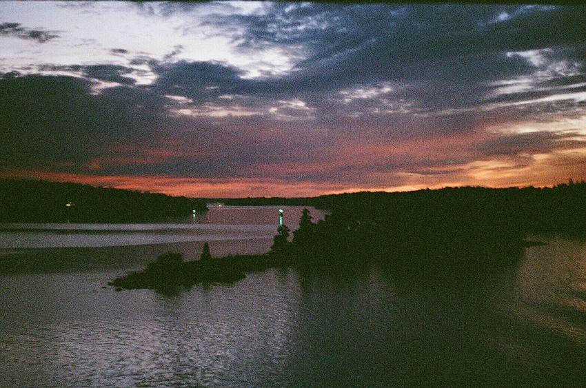 Relaxing Enjoying Life Enjoying Holidays Zenit Traveling Sweden Evening Evening Sky