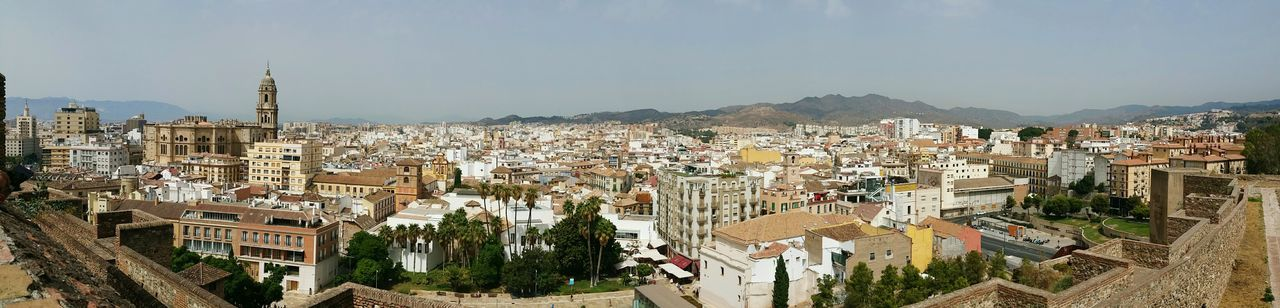 City of Malaga, Spain. SPAIN Malaga Old City Architecture Historical Building Historical Place
