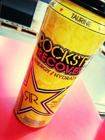 its deffinatly a Rockstar ☆ rockstarkind of day! Rockstar Energy Rockstarenergy Tea #lemonade