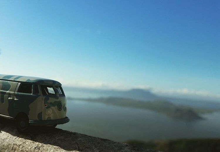 Overlooking Taal Lake. Byahenitin2016 Taal TaalLake  WheninTagaytay Igersmanila IGDaily Ignation Followstagram VW VWbus Diecast Carsofinstagram Carstagram Insta_awe Instacars Instadaily Megusta Igersoftheday Garagetravel Toystagram
