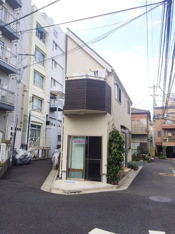 Buildings Sistemadefotos Smallhouses Tokyo,Japan