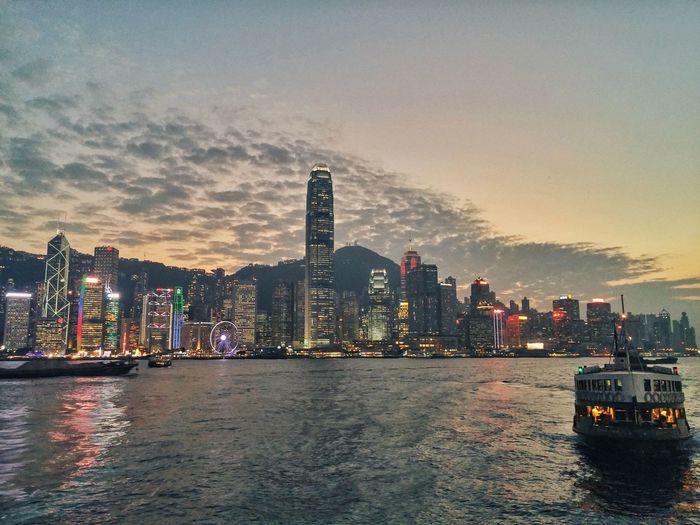 852 hong kong 香港地 HongKong Lanscape Snap Everywhere Sky And Clouds
