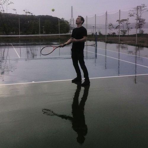 Теннис остров_русский владивосток
