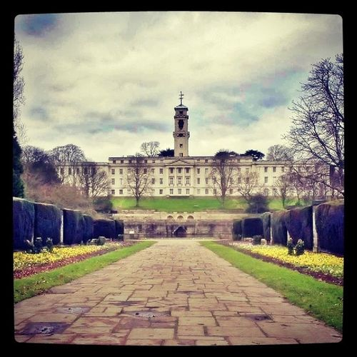 Dream university UKNottingham