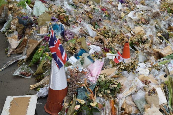 Sad London Terrorism Terrorist London Attacks