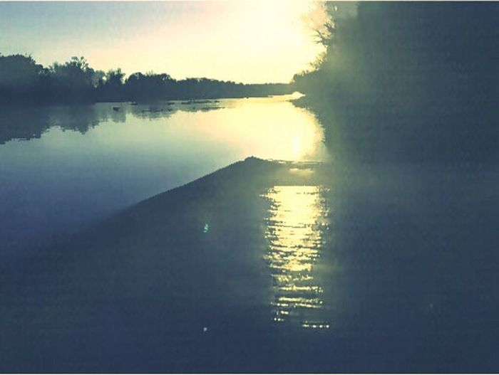 The James River @ Robious Landing The Dock At Sunrise The James River @ Sunrise RVA