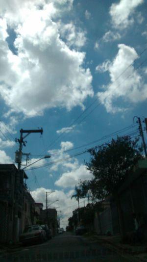 Bomdia Oceudesp Sky And Clouds Clouds Saopaulocity