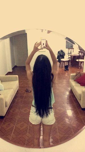 Long Hair Brunette Me Girl