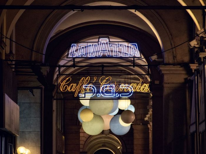 i portici Sign