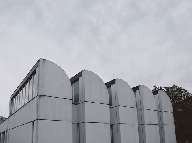 Architecture Art Bauhaus Bauhaus Architecture Bauhaus Archiv Bauhaus Building Bauhaus Style Berlin Building Exterior Built Structure Concrete Concrete Jungle Day Futuristic Germany Grey Gropius Museum No People Outdoors Roof Shed Shed Roof Sky Walter Art Is Everywhere Cut And Paste The Architect - 2017 EyeEm Awards