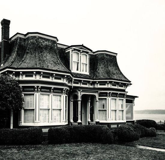 Architecture Building Exterior Built Structure History Historic Historical Building Beach House Widow's Walk