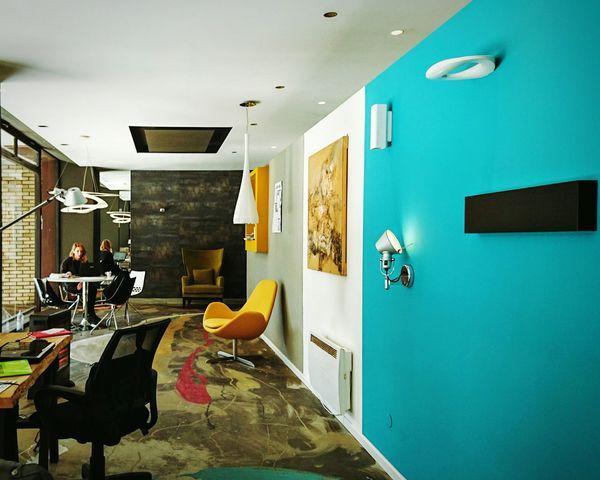 Office Interior Design Modern Art Architecture Realestate Cubedesign Photooftheday