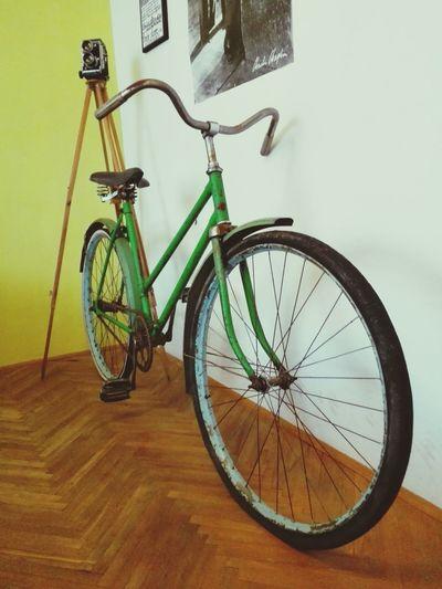 My Vintage bike That's Me First Eyeem Photo