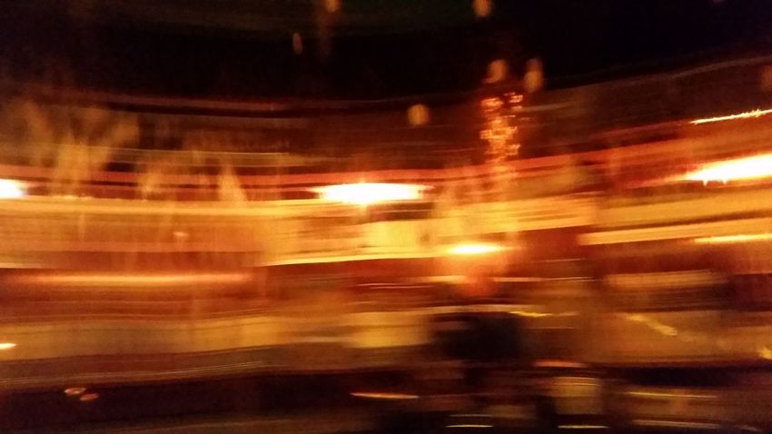 I accidentally took a photo while walking by the bar. Happy accident! Learn & Shoot: After Dark Abstract Light And Motion Barscene Indoors  Bar Interior Night Citylife Showcase: February