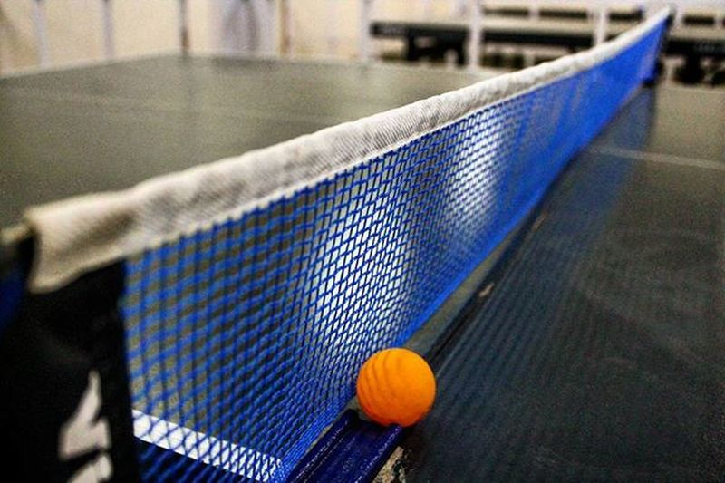 The ball is in your court... Play it well... -Life . . . Memories Throwback SportsMania Collegefest Tabletennis Pingpong Ball
