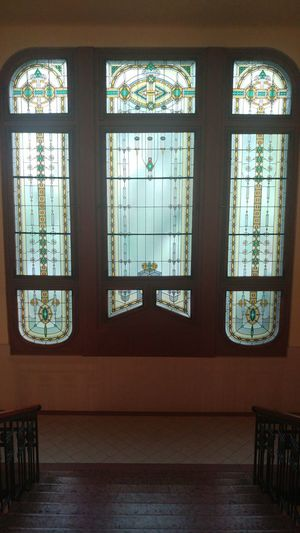 Window Indoors  Architecture EyeEm Architecture Building Photography Glass - Material Historical Building