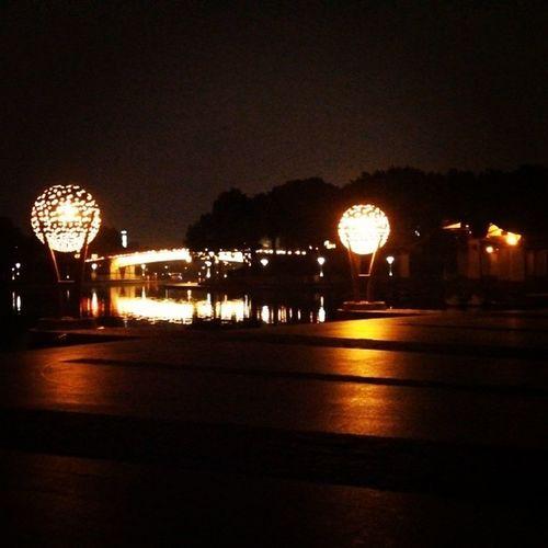 Magicalnights 1000lanternspark Nanhai China whatadate 保利水城