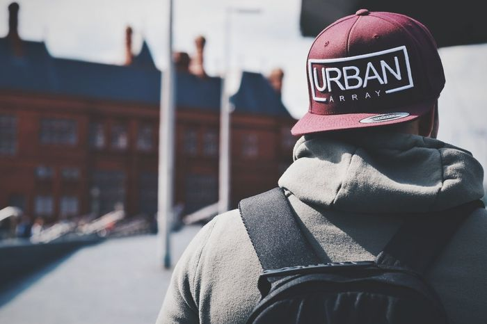 Urban array Cap One Person City NIKON D5300 EyeEm Best Edits EyeEm Gallery Nikon_photography_ Snapback Urban Urbanphotography Clothing Clothing Line Clothing Brand